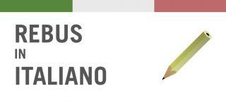 Rebus in Italiano Banner