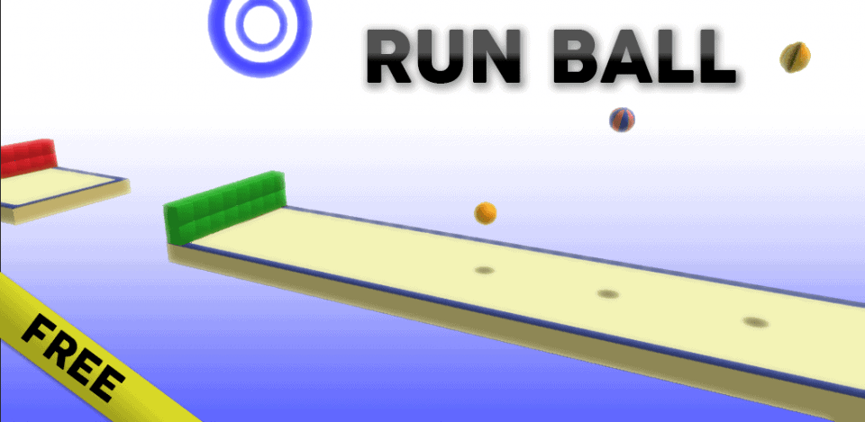 Run Ball Game Banner