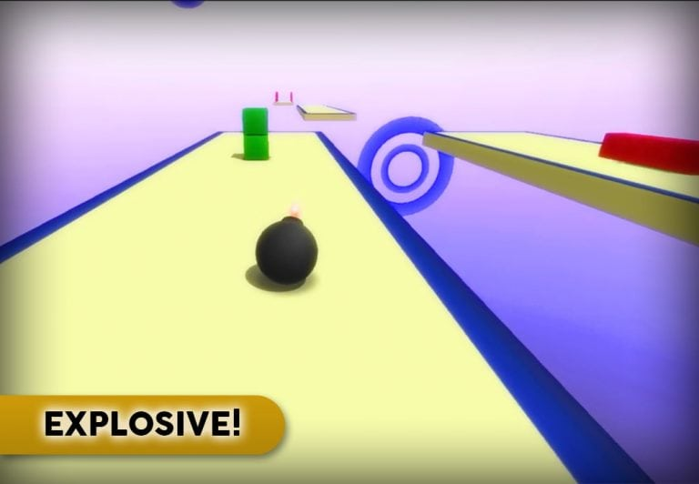 Run Ball Game Screenshot