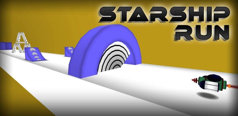 Starship Run Banner