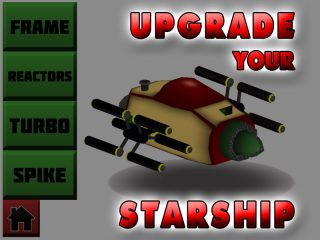 Starship Run Screenshot