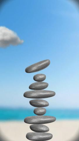 Antistress Zen stones